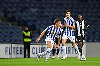 20th December 2020; Dragao Stadium, Porto, Portugal; Portuguese Championship 2020/2021, FC Porto versus Nacional; Mateus Uribe of FC Porto cuts back inside