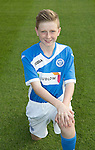 St Johnstone Academy Under 15's…2016-17<br />Blair Pringle<br />Picture by Graeme Hart.<br />Copyright Perthshire Picture Agency<br />Tel: 01738 623350  Mobile: 07990 594431