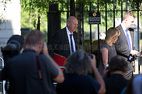Damian Green (Secretary of State for Work and Pensions).<br />