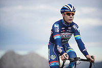 Antoine Demoitié (BEL/Wanty-Groupe Gobert)<br /> <br /> Pre-season Training Camp january 2016