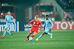 Jiangsu FC (CHN) vs Adelaide United (AUS) during the AFC Champions League 2017 Group H match at the Nanjing Olympics Sports Center on 01 March 2017 in Nanjing, China. Photo by Marcio Rodrigo Machado / Power Sport Images
