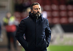 Aberdeen v St Johnstone…..05.02.20   Pittodrie   SPFL<br />Dons manager Derek McInnes<br />Picture by Graeme Hart.<br />Copyright Perthshire Picture Agency<br />Tel: 01738 623350  Mobile: 07990 594431