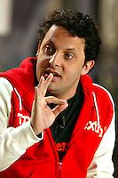 Roma 29/3/2004 MCS. <br /> L'attore Enrico Brignano. <br /> Foto Andrea Staccioli Insidefoto