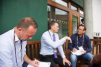 29-06-12, England, London, Tennis , Wimbledon, Neil Stubley head groundsman