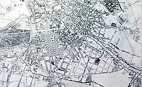 Berlin: Berlin in 1850. METROPOLIS 1890-1940. Reference only.