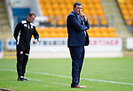 St Johnstone v Stirling Albion…30.07.16  McDiarmid Park. Betfred Cup<br />Tommy Wright looks on<br />Picture by Graeme Hart.<br />Copyright Perthshire Picture Agency<br />Tel: 01738 623350  Mobile: 07990 594431