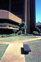 San Diego: San Diego Federal Plaza. (Photo '81)
