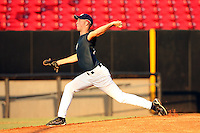 September 14, 2009:  Kyle Ryan, one of many top prospects in action, taking part in the 18U National Team Trials at NC State's Doak Field in Raleigh, NC.  Photo By David Stoner / Four Seam Images