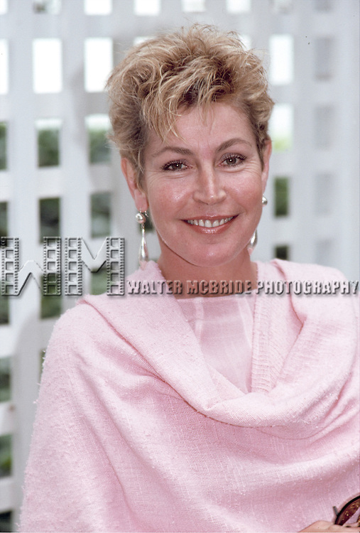 Helen Reddy attends a Private Party on September 2, 1986 at the Home of Dale Olsen in Los Angeles, California.
