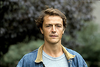 FILE PHOTO -  French Filmmaker Edouard Niermans at the World Film Festival, August 26, 1987.1987<br /> <br /> PHOTO :   Agence quebec Presse
