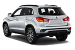 Car pictures of rear three quarter view of 2019 Mitsubishi Outlander-Sport GT 5 Door SUV Angular Rear