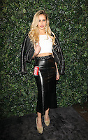 Alice Dellal<br /> at the 2017 Charles Finch & CHANEL Pre-Bafta Party held at Anabels, London.<br /> <br /> <br /> ©Ash Knotek  D3227  11/02/2017