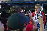 Jurgen Klinsmann and AO Field House Party, June 10, 2016