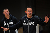 170607 Women's Basketball - Tall Ferns Training