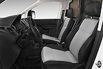 Front seat view of a 2014 Volkswagen CADDY 1.6 TDI 4 Door Car Van Front Seat car photos