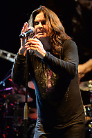 CLARKSTON, MI -- AUGUST 06:  Ozzy Osbourne of Black Sabbath performs during their '13' Tour at the DTE Energy Music Theater on August 6, 2013 in Clarkston, Michiga<br /> <br /> People:  Ozzy Osbourne<br /> <br /> Transmission Ref:  MNC5<br /> <br /> Must call if interested<br /> Michael Storms<br /> Storms Media Group Inc.<br /> 305-632-3400 - Cell<br /> 305-513-5783 - Fax<br /> MikeStorm@aol.com<br /> www.StormsMediaGroup.com