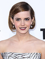 WESTWOOD, CA - JUNE 03: Emma Watson attends Columbia Pictures' 'This Is The End' premiere at Regency Village Theatre on June 3, 2013 in Westwood, California. (Photo by Celebrity Monitor)
