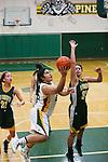 CIF Basketball Round II:  Pinewood Girls