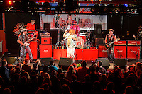RED - Sammy Hagar's Tribute show at Pop's in Sauget, IL on March 22, 2013.