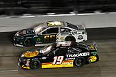 #19: Martin Truex Jr., Joe Gibbs Racing, Toyota Camry Bass Pro Shops, #66: Timmy Hill, Motorsports Business Management, Toyota Camry