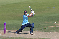 Tom Wesley in batting action for Essex during Hampshire Hawks vs Essex Eagles, Royal London One-Day Cup Cricket at The Ageas Bowl on 22nd July 2021