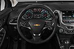 Car pictures of steering wheel view of a 2018 Chevrolet Cruze LT-Auto 4 Door Sedan Steering Wheel