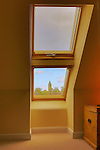 Property of the week: 15 Birdland Avenue, Bo'ness, EH51 9LW<br /> <br /> Pictured: Second floor landing windows giving nice light with nice view<br /> <br /> Image by: Malcolm McCurrach