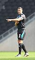 Jon Ashton of Stevenage<br />  - MK Dons v Stevenage - Sky Bet League One - Stadium MK, Milton Keynes - 28th September 2013. <br /> © Kevin Coleman 2013