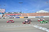 2017 NASCAR Xfinity Series - Boyd Gaming 300<br /> Las Vegas Motor Speedway - Las Vegas, NV USA<br /> Saturday 11 March 2017<br /> Toyota Camry pace car, Kyle Busch, NOS Energy Drink Toyota Camry, Brad Keselowski, Daniel Suarez, Interstate Batteries Toyota Camry, Brad Keselowski<br /> World Copyright: John K Harrelson / LAT Images<br /> ref: Digital Image 17LAS1jh_01544