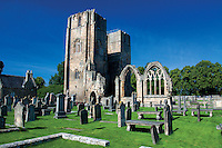 Elgin Cathedral, Elgin, Moray