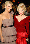 Mary Rambin and Joanne King Herring at the Houston Grand Opera's Opening Night dinner Friday Oct. 23,2009. (Dave Rossman/For the Chronicle)