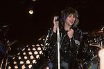 BON JOVI at Madison Square Garden NY 1985.