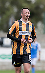 East Fife v St Johnstone…29.07.17… Bayview… Pre-Season Friendly<br />East Fife manager Darren Young<br />Picture by Graeme Hart.<br />Copyright Perthshire Picture Agency<br />Tel: 01738 623350  Mobile: 07990 594431