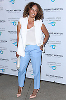 CENTURY CITY, CA - JUNE 27: Charlene Roxborough attends the Helmut Newton opening night exhibit at Annenberg Space For Photography on June 27, 2013 in Century City, California. (Photo by Celebrity Monitor)