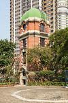 Signal Tower at Blackhead Point, Tsim Sha Tsui.