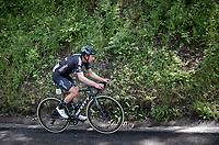 Kevin Vermaerke (USA/DSM)<br /> <br /> 73rd Critérium du Dauphiné 2021 (2.UWT)<br /> Stage 7 from Saint-Martin-le-Vinoux to La Plagne (171km)<br /> <br /> ©kramon