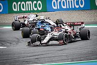 July 4th 2021; Red Bull Ring, Spielberg, Austria; F1 Grand Prix of Austria, race day;  07 RAIKKONEN Kimi (fin), Alfa Romeo Racing ORLEN C41