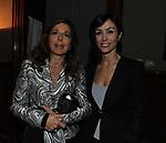 ISABELLA RAUTI E MARA CARFAGNA<br /> PREMIO GUIDO CARLI - QUARTA EDIZIONE<br /> RICEVIMENTO HOTEL MAJESTIC ROMA 2013
