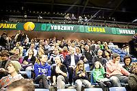 13-2-10, Rotterdam, Tennis, ABNAMROWTT, Publiek, Sfeer