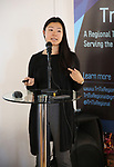 Mai Yamada (GalaPro) during the 2019 TRITIX Forum at Arts West Building on September 19, 2019 in New York City.