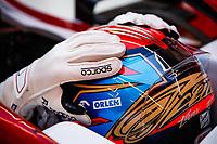 27th August 2021; Spa Francorchamps, Stavelot, Belgium: FIA F1 Grand Prix of Belgium, free practise:   RAIKKONEN Kimi fin, Alfa Romeo Racing ORLEN C41, Sparco gloves