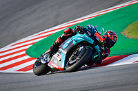 26.09.2020, Circuit de Barcelona Catalunya, Barcelona, MotoGp of Catalunya, Qualification sessions;  20 Fabio Quartararo to