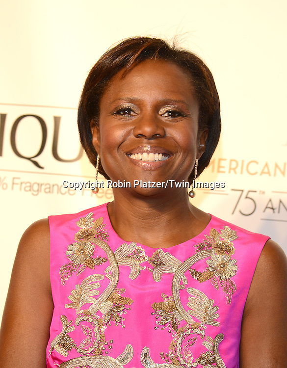 Deborah Roberts attends the Opening Night of American Ballet Theatre 2014 Fall Gala on October 22,2014 at the David Koch Theater at Lincoln Center in New York City.<br /> <br /> photo by Robin Platzer/Twin Images<br />  <br /> phone number 212-935-0770