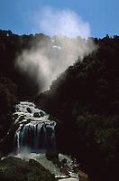 Wasserfall Cascata delle Marmore, Umbrien, Italien
