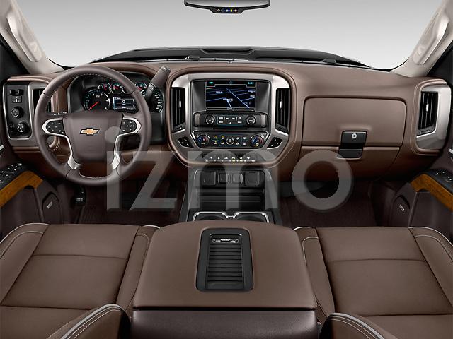 2017 Chevrolet Silverado 2500Hd High Country 4 Door Trucks