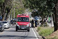 Campinas (SP), 25/05/2021 - SAude - Movimentação, fachada, ambulancias nos Hospitais Mario Gatti e Metropolitano, nesta terça-feira (25).