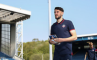 Bolton Wanderers' Will Buckley pictured before the match <br /> <br /> Photographer Andrew Kearns/CameraSport<br /> <br /> The EFL Sky Bet Championship - Blackburn Rovers v Bolton Wanderers - Monday 22nd April 2019 - Ewood Park - Blackburn<br /> <br /> World Copyright © 2019 CameraSport. All rights reserved. 43 Linden Ave. Countesthorpe. Leicester. England. LE8 5PG - Tel: +44 (0) 116 277 4147 - admin@camerasport.com - www.camerasport.com