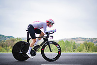 Marlen Reusser (SUI)<br /> <br /> Women Elite Time trial from Imola to Imola (31.7km)<br /> <br /> 87th UCI Road World Championships 2020 - ITT (WC)<br /> <br /> ©kramon