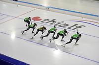 SCHAATSEN: HEERENVEEN: 27 -11-2020, IJsstadion Thialf, Topsporttraining, ©foto Martin de Jong
