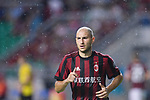 AC Milan Defender Gabriel Paletta in action during the International Champions Cup 2017 match between AC Milan vs Borussia Dortmund at University Town Sports Centre Stadium on July 18, 2017 in Guangzhou, China. Photo by Marcio Rodrigo Machado / Power Sport Images